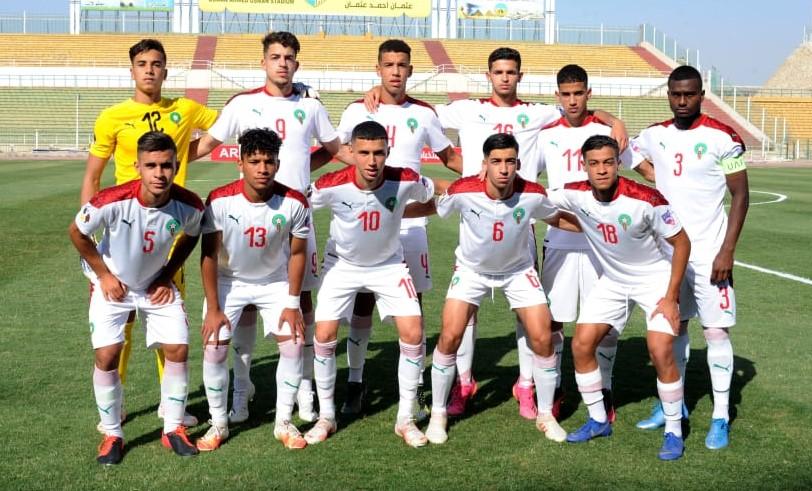 Football / Coupe Arabe des Nations (U20): Le Maroc domine le Tadjikistan (6-1)