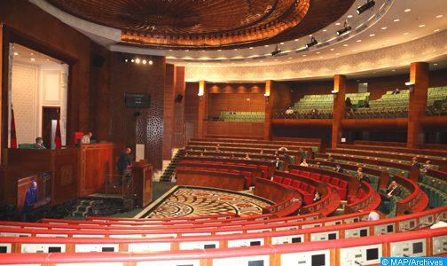 Chambre des conseillers : séance plénière mardi pour examen et vote de projets de loi relatifs au domaine agricole