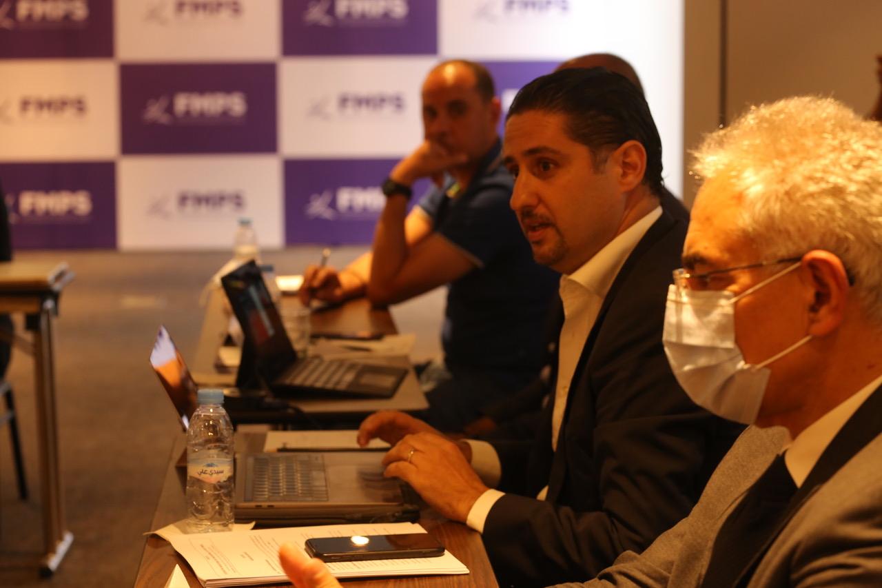 Mehdi Sekkouri Alaoui, Président de la Fédération Marocaine des Professionnels du Sport (FMPS).
