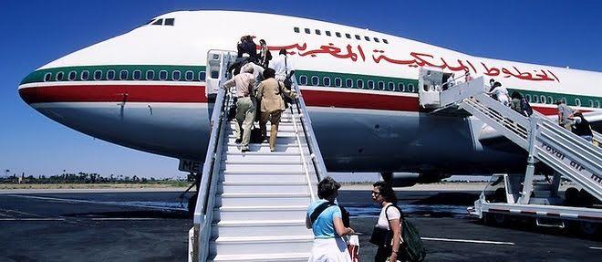 En une semaine, les aéroports du Maroc ont accueilli 195.547 passagers via 1.857 vols