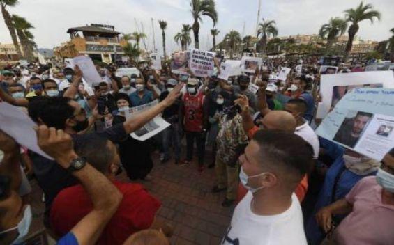 Crime raciste : Nouvelles manifestations après le meutre du marocain Youness Blal à Murcie