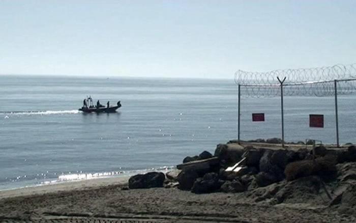 Sebta : Les autorités espagnoles veulent assiéger la plage trajal pour empêcher l'arrivée des migrants