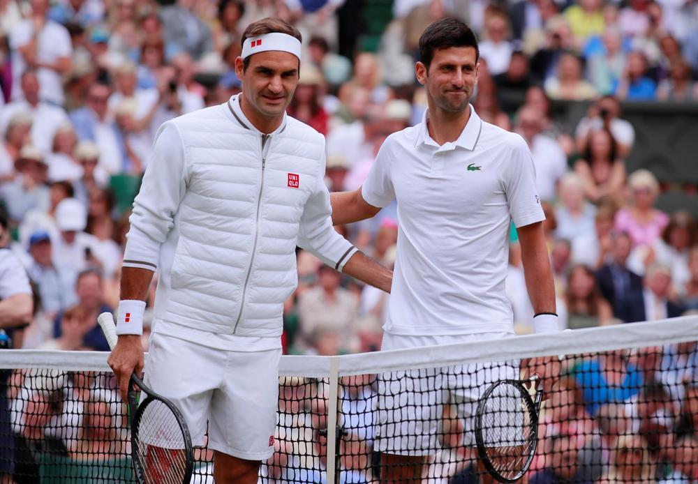 Wimbledon: Djokovic, Federer et Serena, les chercheurs d'or vert
