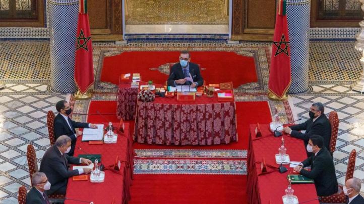 Conseil des ministres : voici les projets de loi présentés et adoptés devant le Souverain