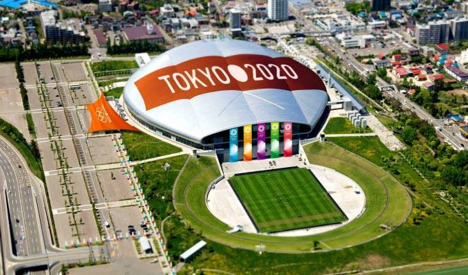 Les Jeux Olympiques et les contraintes sanitaires