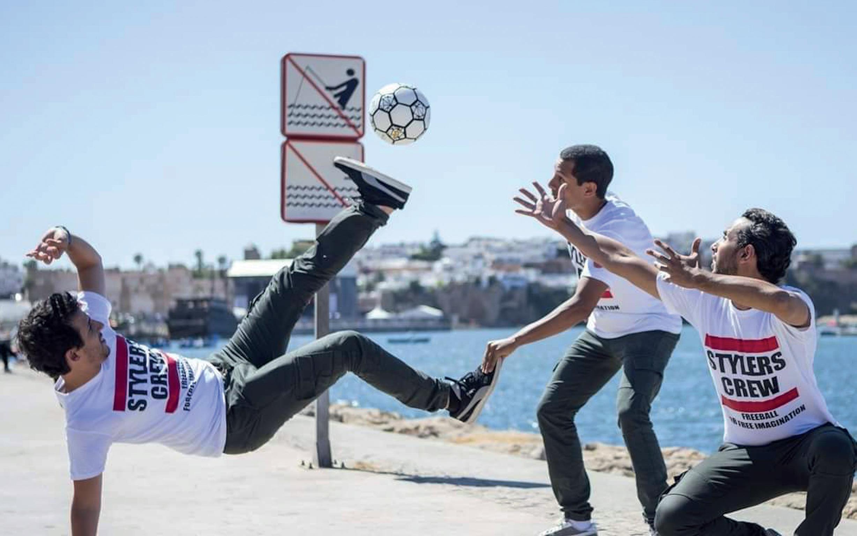 « Stylers Crew », porte-flambeau d'un sport en plein essor au Maroc