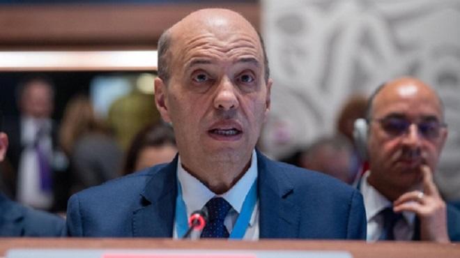Situation des défenseurs des droits humains au Maroc: Omar Zniber dément les allégations d'une experte de l'ONU