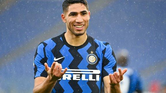 Mercato : L'Inter officialise le transfert de Hakimi au PSG