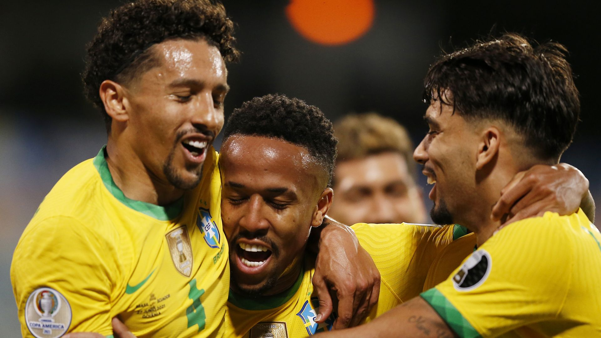 Copa America : Le Brésil élimine le Chili (1-0) et file vers les demi-finales