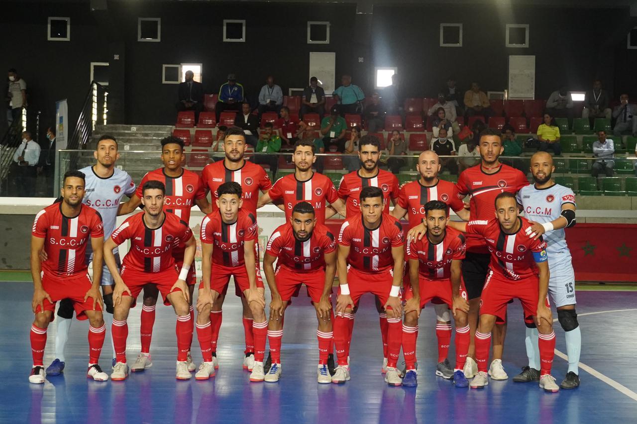 Futsal: Le Chabab Mohammedia remporte la Coupe du trône