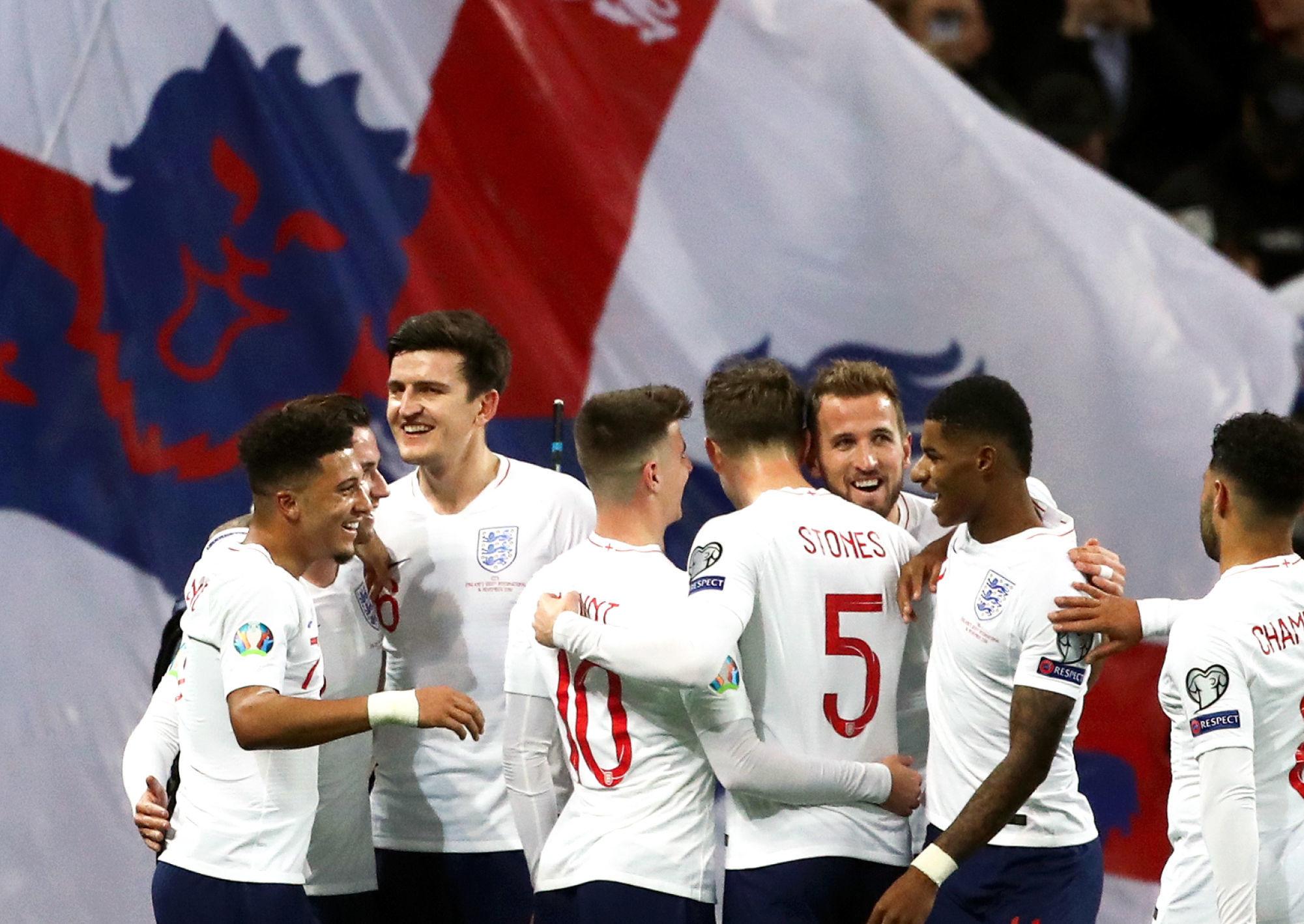 Euro2020 : L'Angleterre corrige l'Ukraine (4-0) et file vers la demi-finale !
