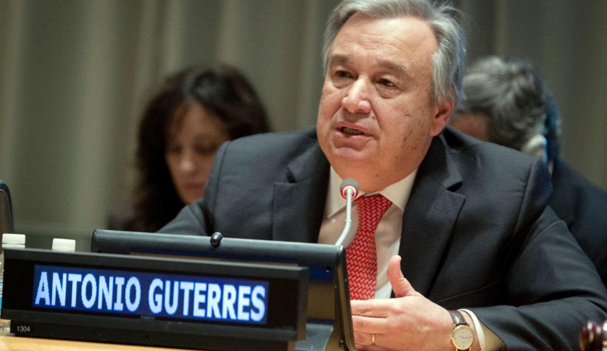 Sahara  marocain : le chef de l'ONU appelle à « relancer » le dialogue