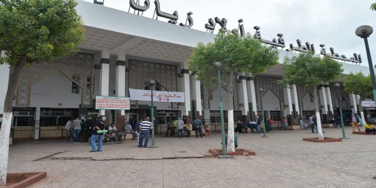 Fin du blocus à la gare routière d'Oulad Ziane