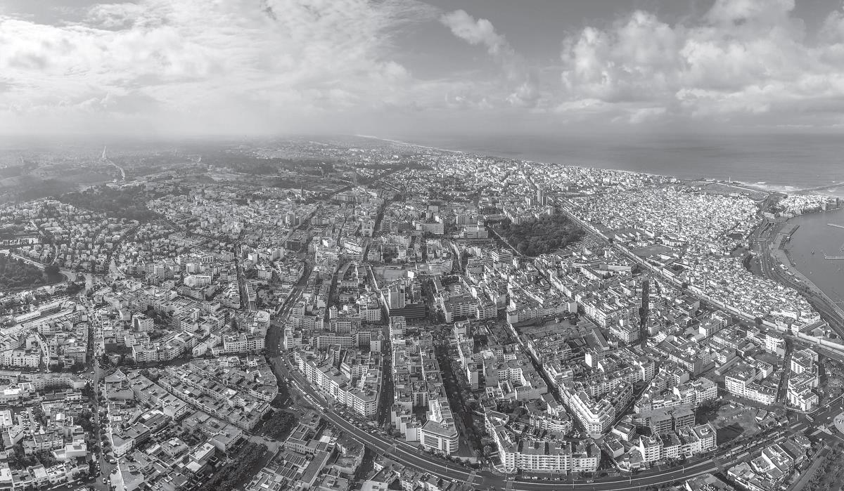Randonnée urbaine : les quartiers de Rabat, reflet d'une urbanisation contrastée