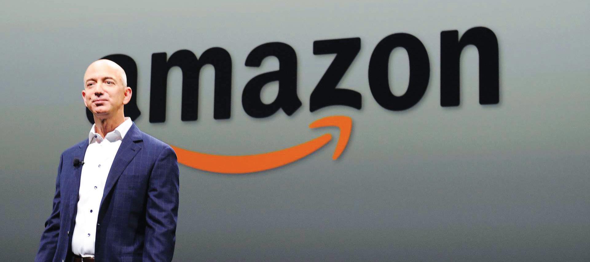 Amazon : Jeff Bezos prospecte d'autres horizons