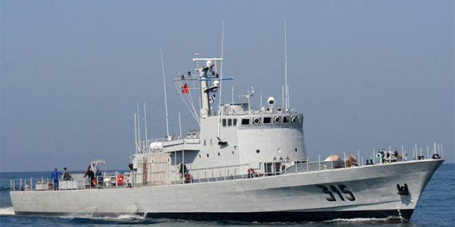 La Marine royale vient en aide à 244 migrants irréguliers