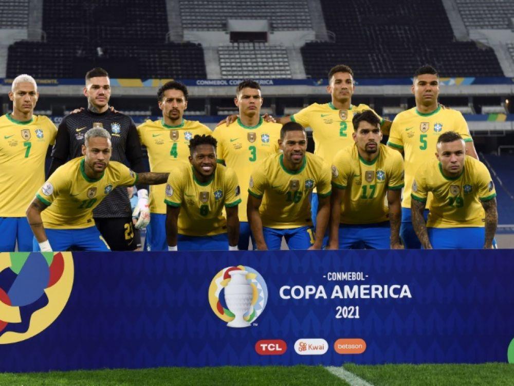 Copa America : Le Brésil, premier finaliste, souhaite affronter l'Argentine qui joue ce soir !
