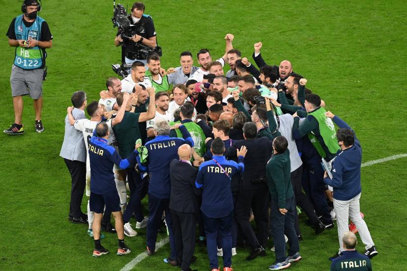 Euro - 1ère demi-finale : Ce mardi, Italie-Espagne à partir de 20 heures