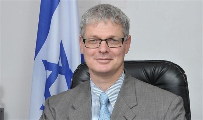 Maroc-Israël : Alon Ushpiz se rend au Royaume ce mardi