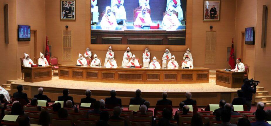 Le Conseil supérieur émet des mesures disciplinaires à l'encontre de 15 magistrats