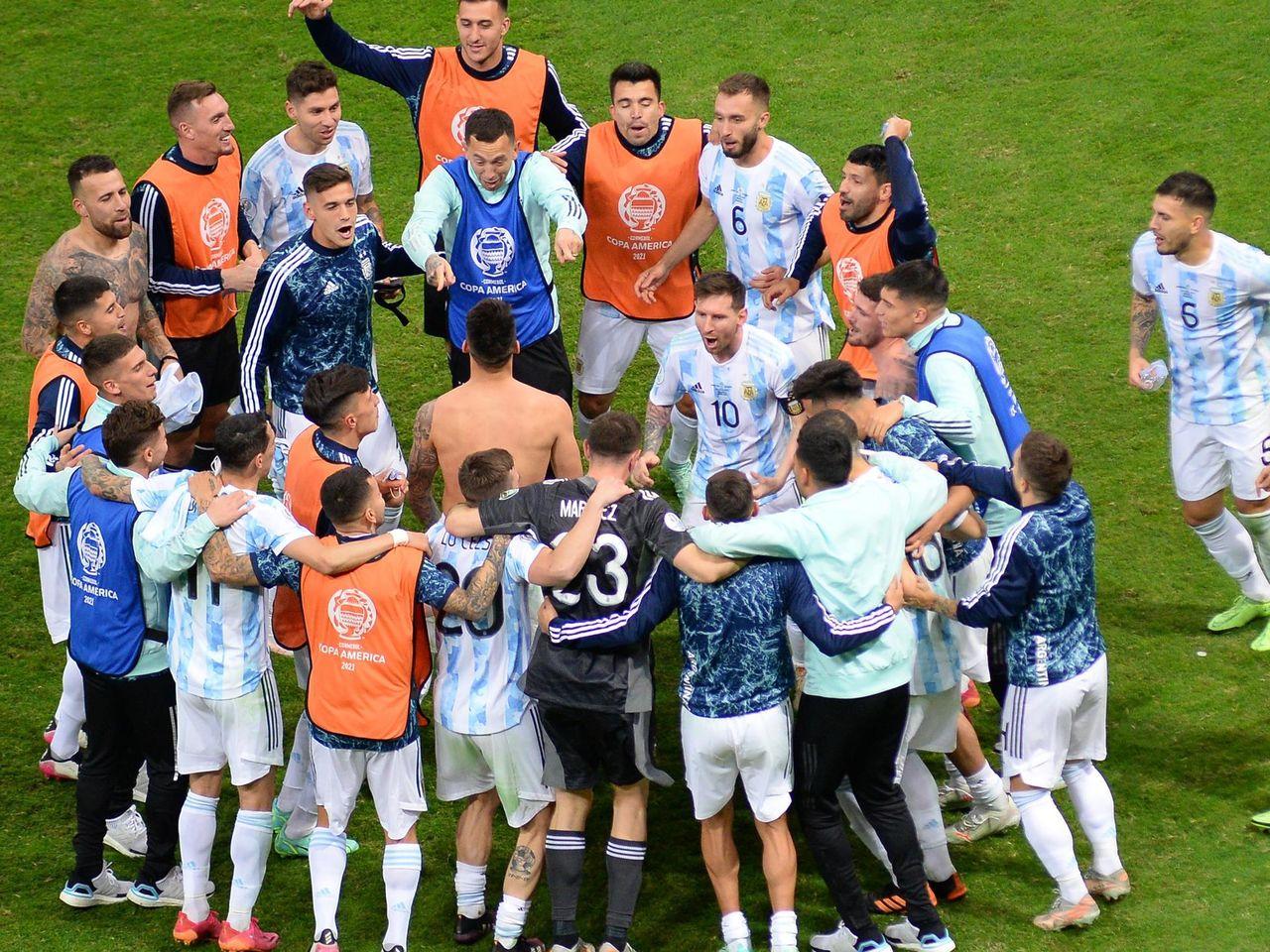 Copa America : l'Argentine rejoint le Brésil pour une finale de rêve