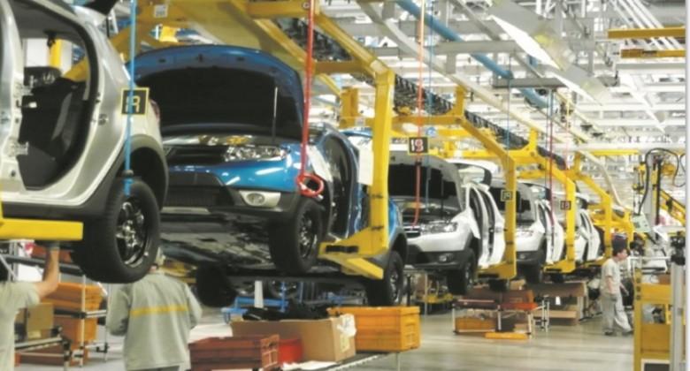 Automobile : Exportations en hausse d'environ 50%