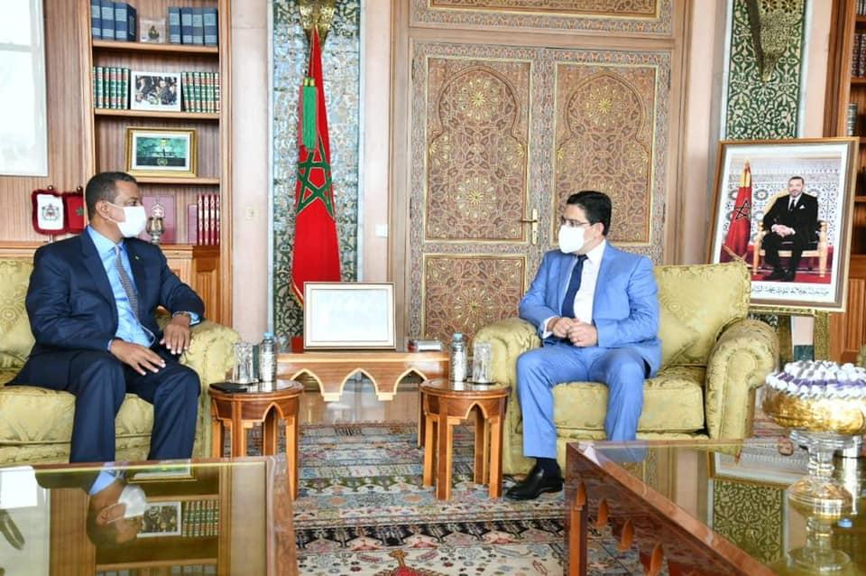 Maroc- Mauritanie : vers un renforcement de la coopération législative