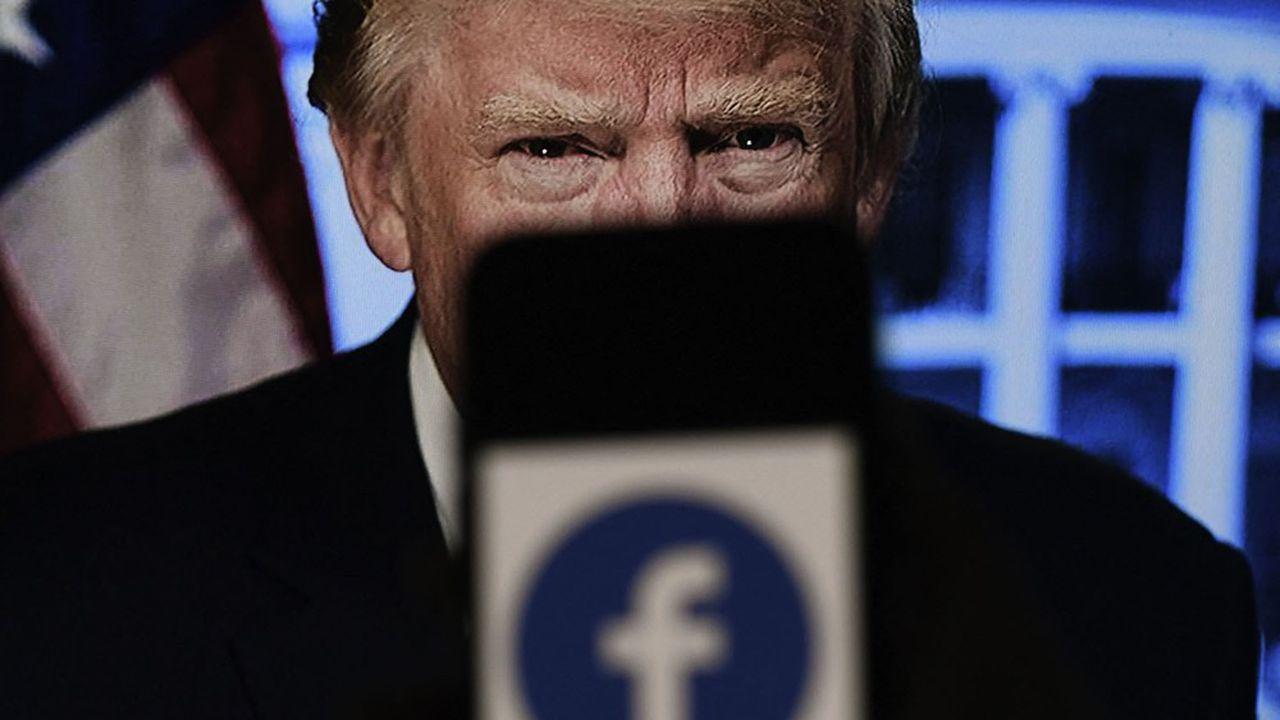 Censures illégales : Trump lance une plainte contre Facebook, Twitter et Google