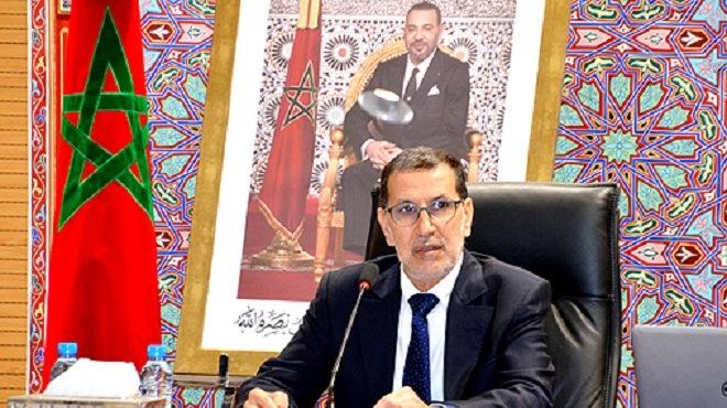 El Otmani réaffirme les relations de bon voisinage avec la Mauritanie