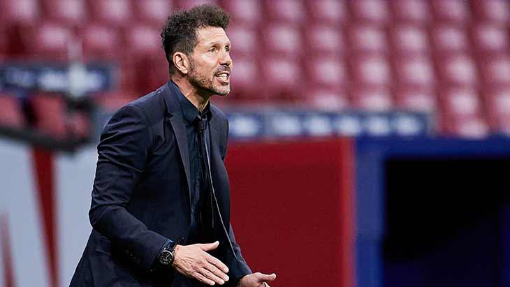Atletico Madrid : Diego Simeone rempile jusqu'en juin 2024