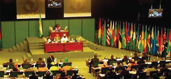 Parlement panafricain : après une 4ème session chaotique, Rabat accueille des consultations