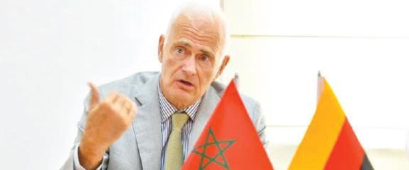Maroc-Allemagne: L'ambassadeur allemand à Rabat quitte ses fonctions, la crise persiste