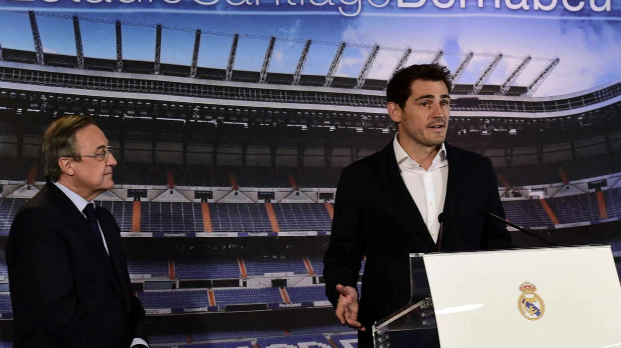 Affaire Pérez-Casillas / Florentino : « Casillas n'a pas la stature, c'est une marionnette ! »