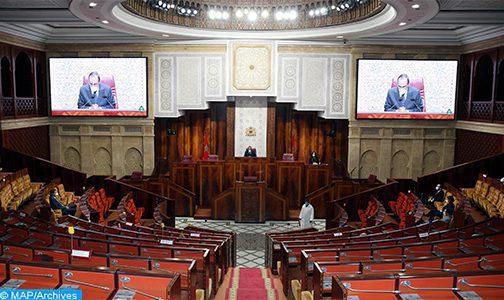 Chambre des représentants : Clôture ce jeudi de la 2e session de l'année législative 2020-2021