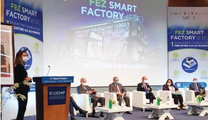 Fez Smart Factory : Nouvelle zone industrielle innovante