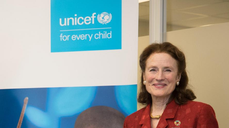 La patronne de l'UNICEF démissionne pour des raisons personnelles