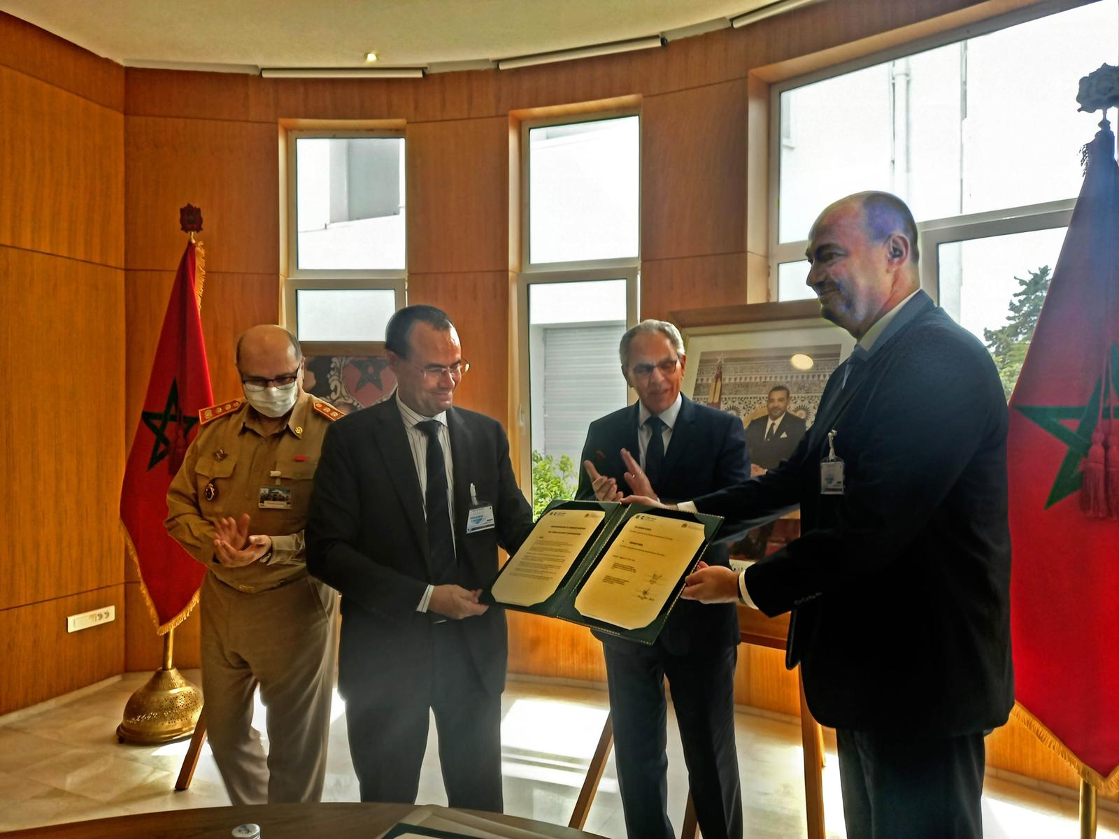 Maroc-Israël : Signature d'un accord de coopération dans le domaine de la cyberdéfense