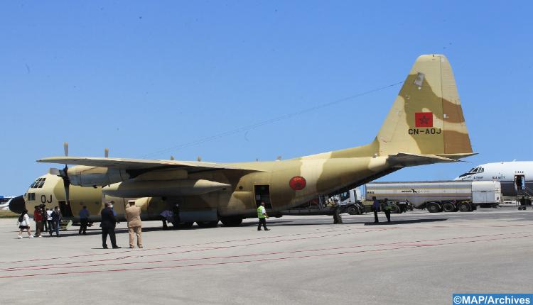 Quatre nouveaux avions d'aides médicales d'urgence à la Tunisie