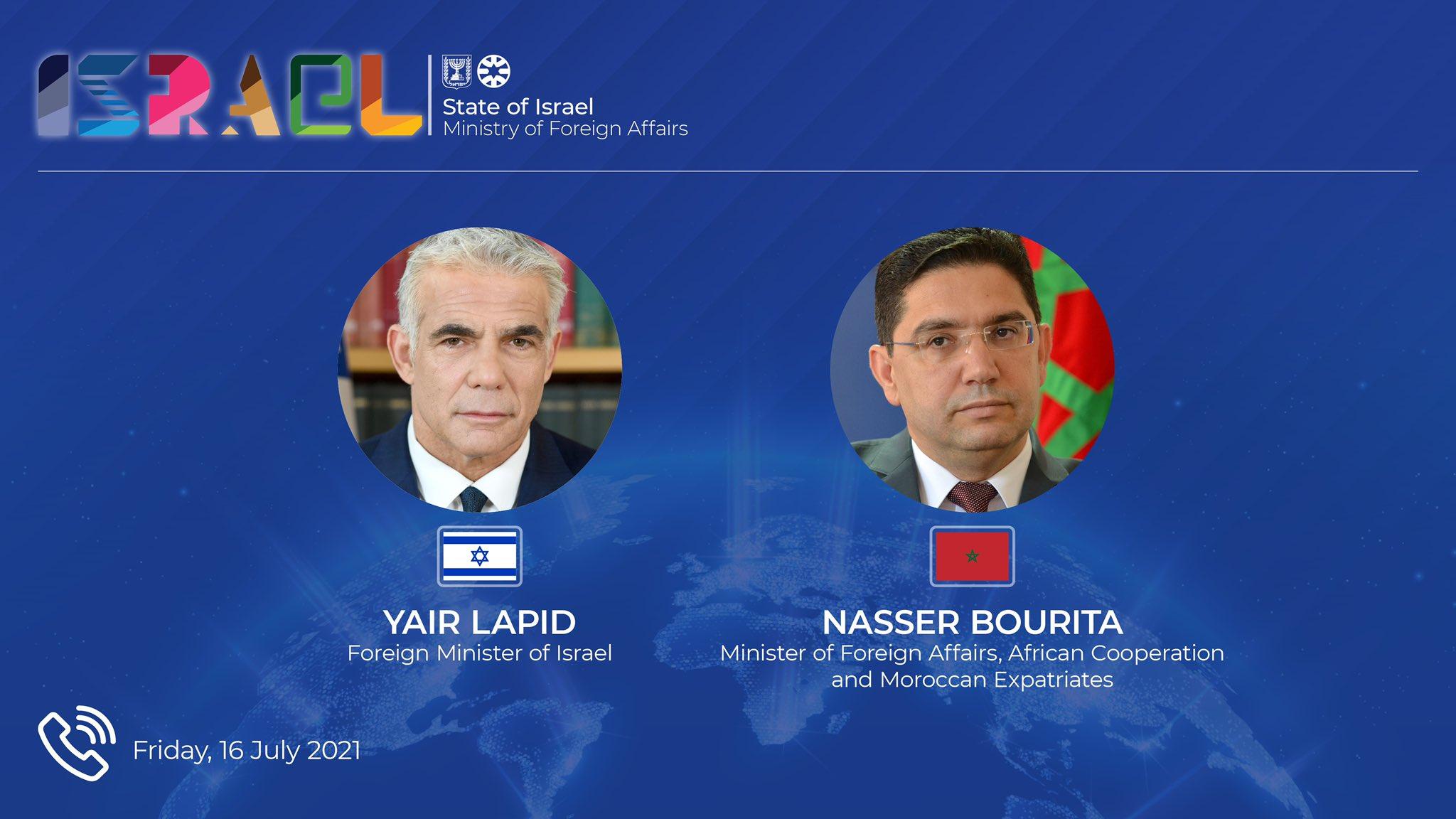 Le ministre des Affaires étrangères israélien confirme sa visite « historique » au Maroc