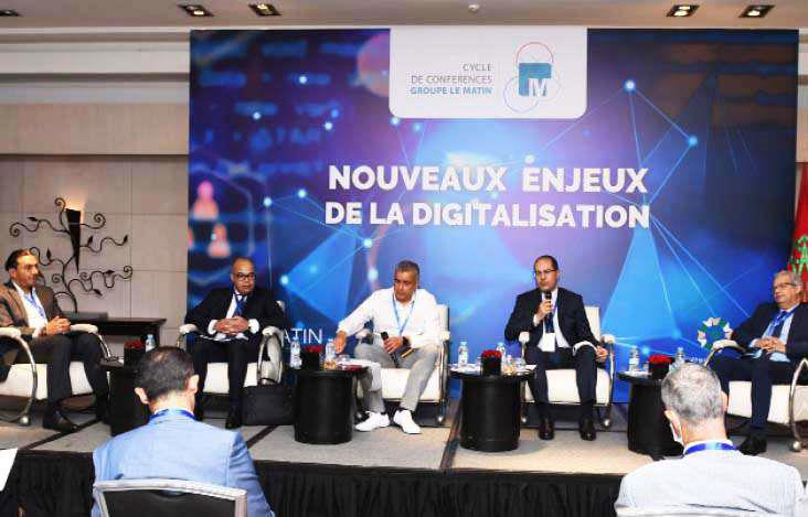 Prestations de l'Administration : Les enjeux de la digitalisation au coeur du NMD