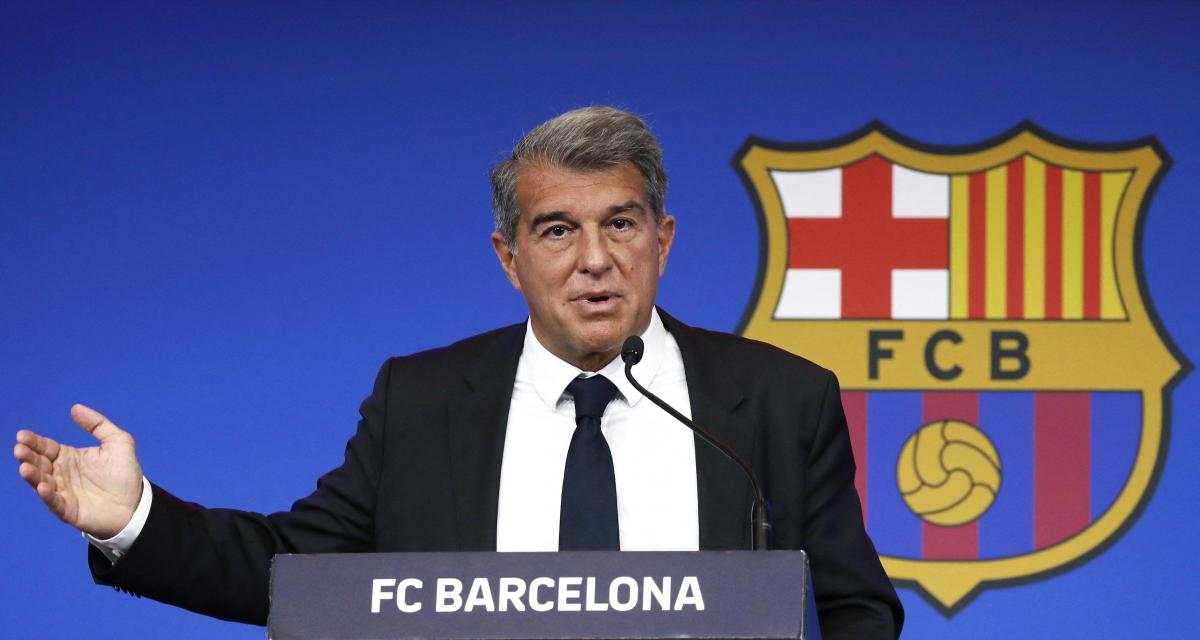 Laporta : « Leo a une équipe qui travaille pour établir le meilleur contrat possible »