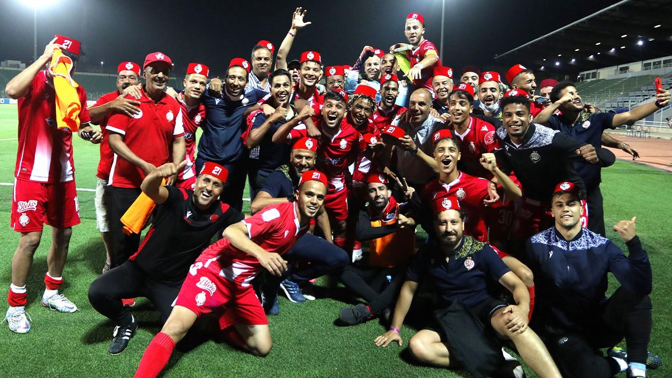 FIFA : Gianni Infantino félicite le Wydad pour son titre de champion 2020-2021
