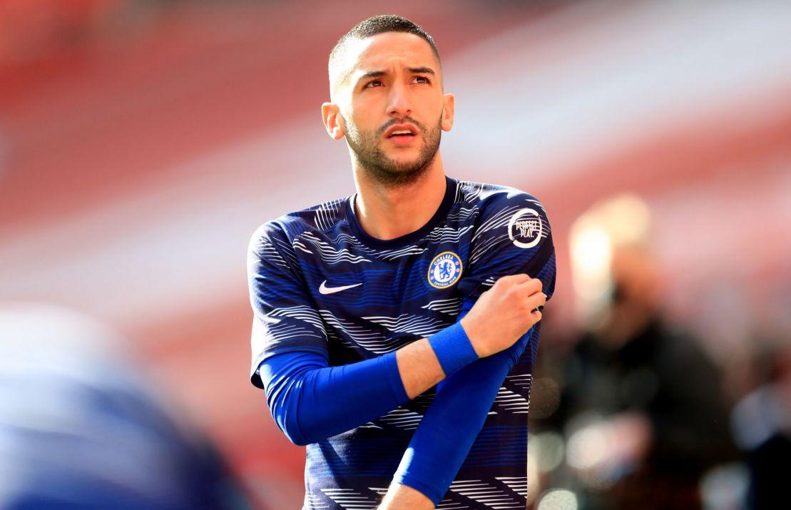 Hakim Ziyech : L'AC Milan insiste et frappe à la porte de Chelsea !