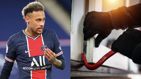 Cambriolage : Tentative d'intrusion clandestine dans la propriété de Neymar !
