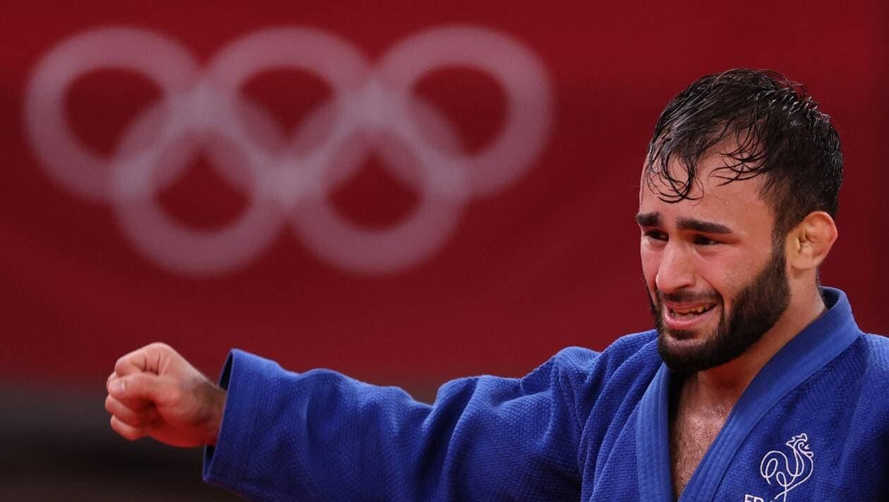 JO Tokyo : La première médaille française est remportée par un naturalisé français d'origine géorgienne !