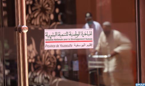 Youssoufia / INDH: Contribution remarquable