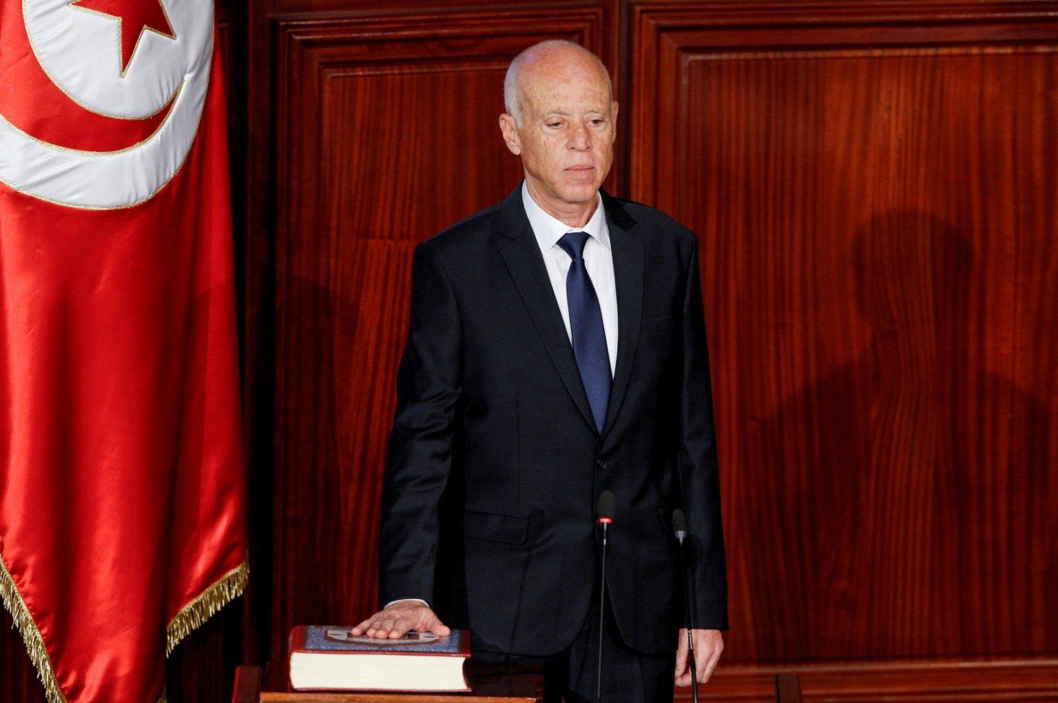 Tunisie : Un coup d'Etat… constitutionnel ?