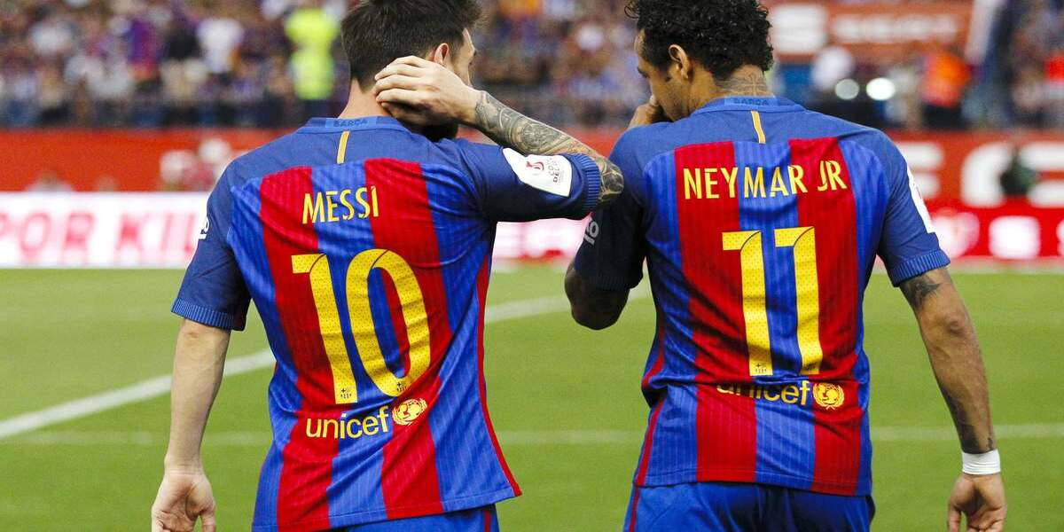 Barça vs Neymar : La fin du litige grâce à Messi