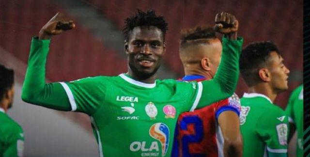 Transfert : Malongo serait-il bientôt joueur du club émirati, Al Charika FC ?