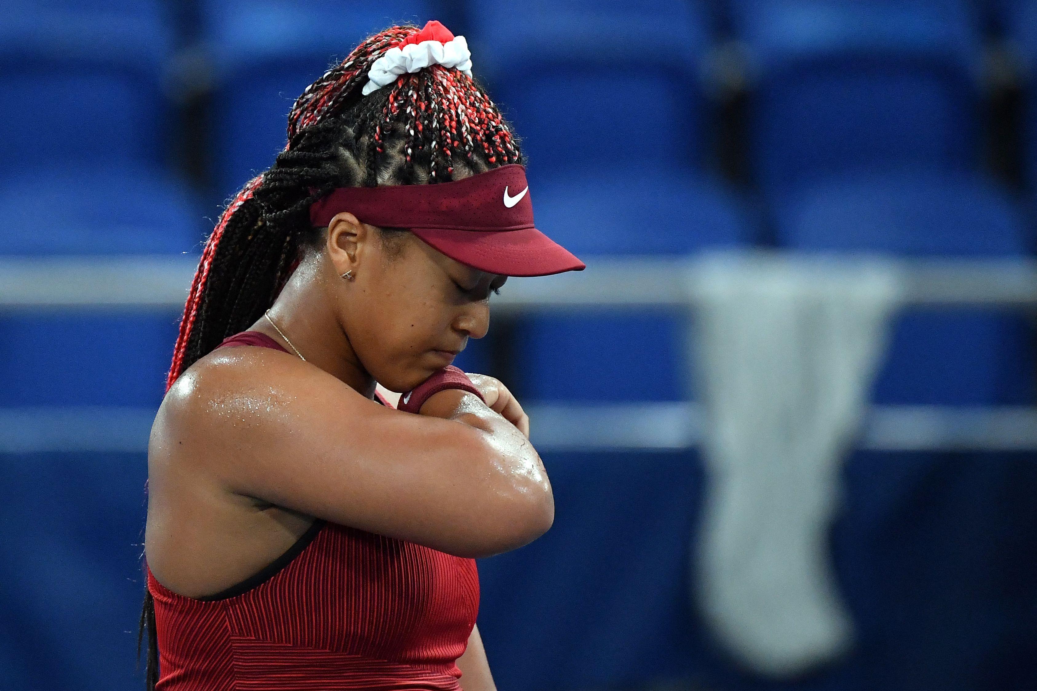 JO Tokyo – Tennis : Grande surprise… la Japonaise Naomi Osaka éliminée dès les 8èmes de finale